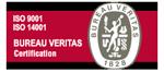 ISO 9001 y ISO 1.4001 Bureau Veritas