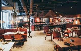 Restaurante de diseño